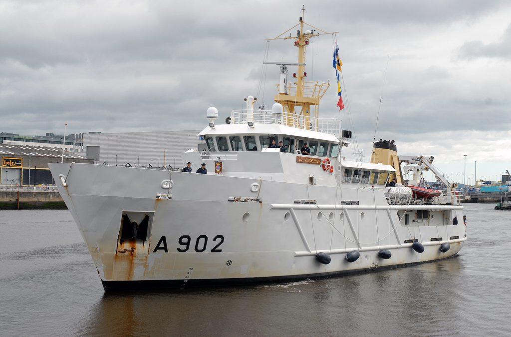 Oefening Koninklijke Marine