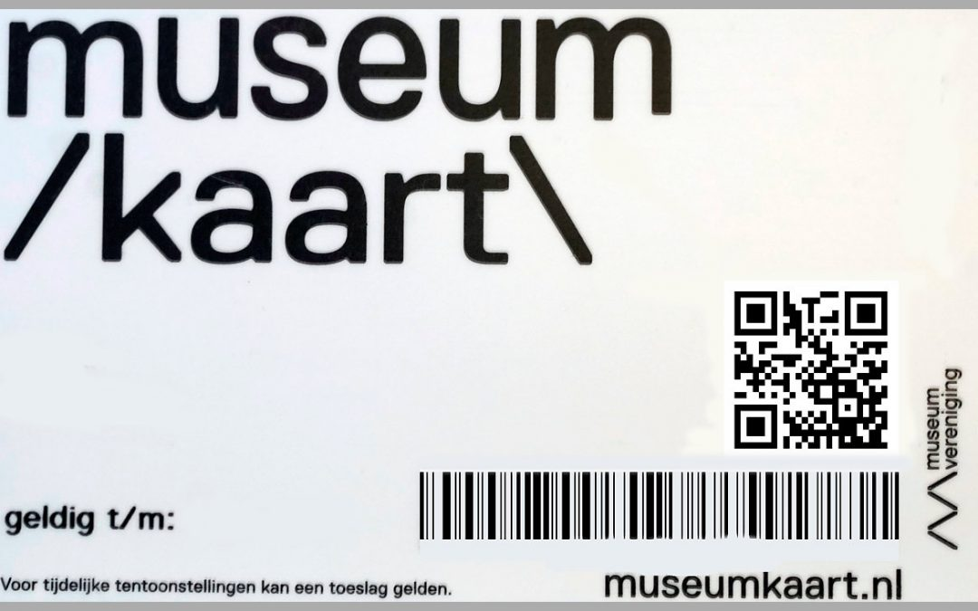 Lezing Museumjaarkaart
