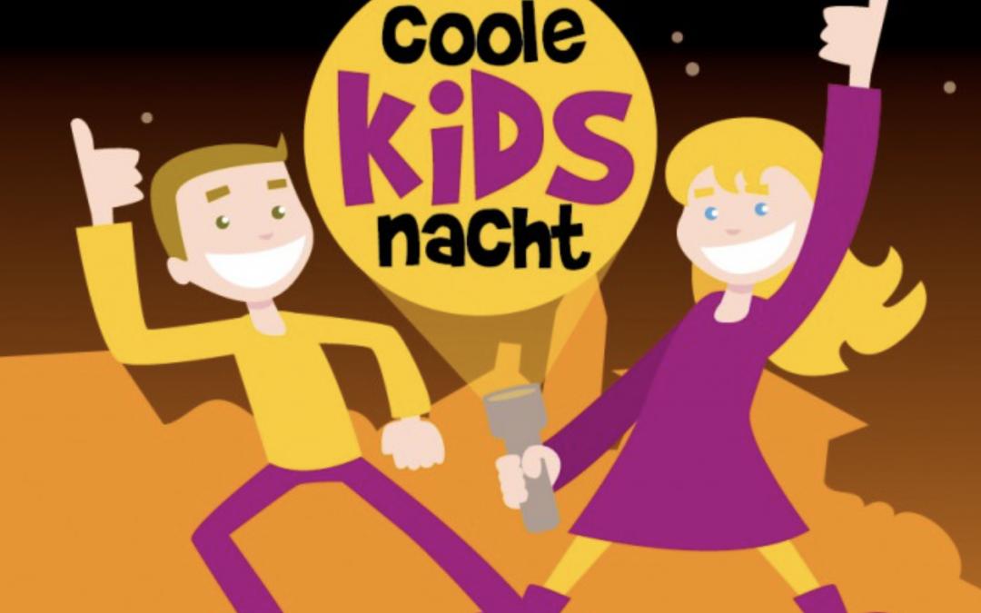 25 oktober Coole Kidsnacht in Kazemattenmuseum