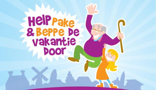 """""""Help Pake & Beppe De Vakantie Door"""" op 21 februari 2020"""