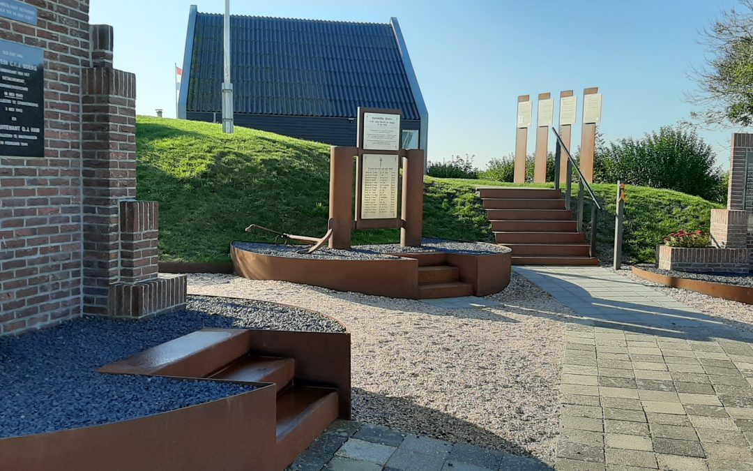 Herdenking 4 mei 2021 Kazemattenmuseum Kornwerderzand