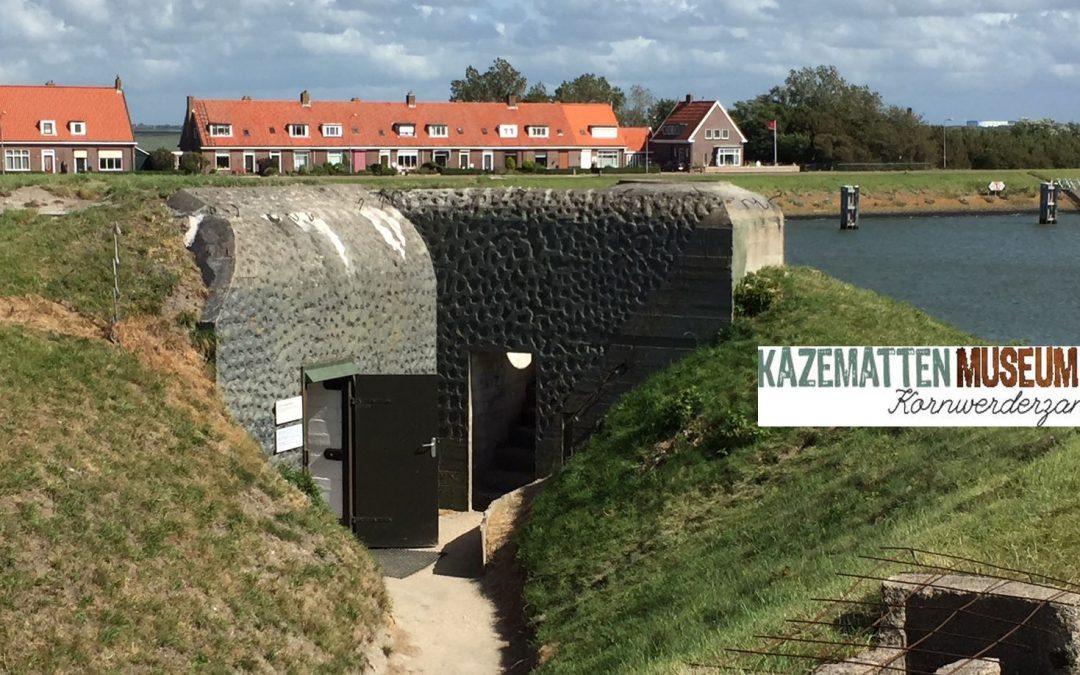 Kazemattenmuseum weer open op 5 juni 2021